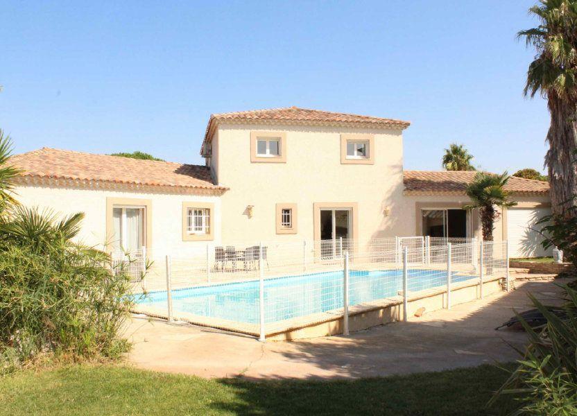 Maison à vendre 176m2 à Marseillan