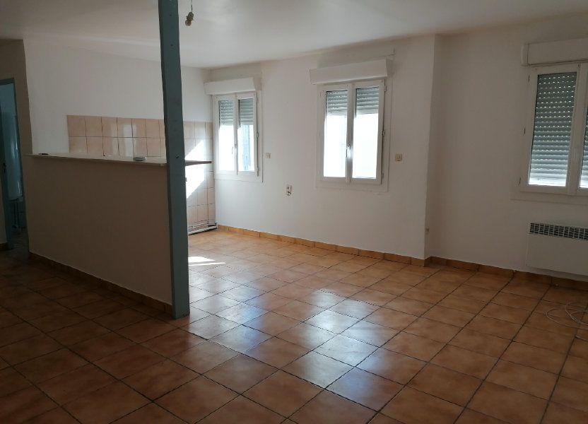 Appartement à louer 55m2 à Béziers