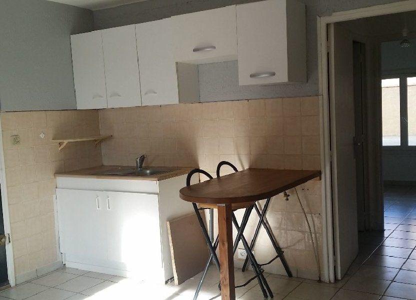 Appartement à louer 34.2m2 à Istres