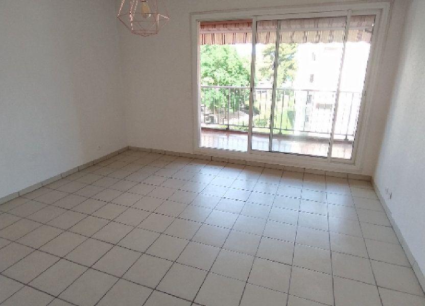 Appartement à louer 38.56m2 à Istres