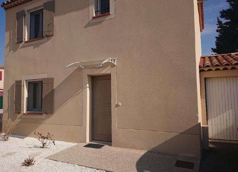 Maison à vendre 83m2 à Maussane-les-Alpilles