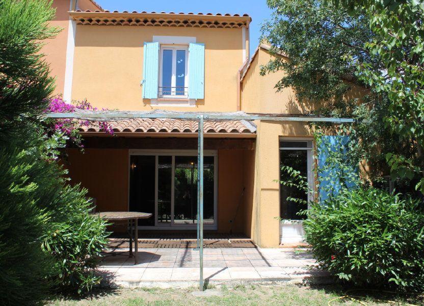 Maison à vendre 73.79m2 à Arles