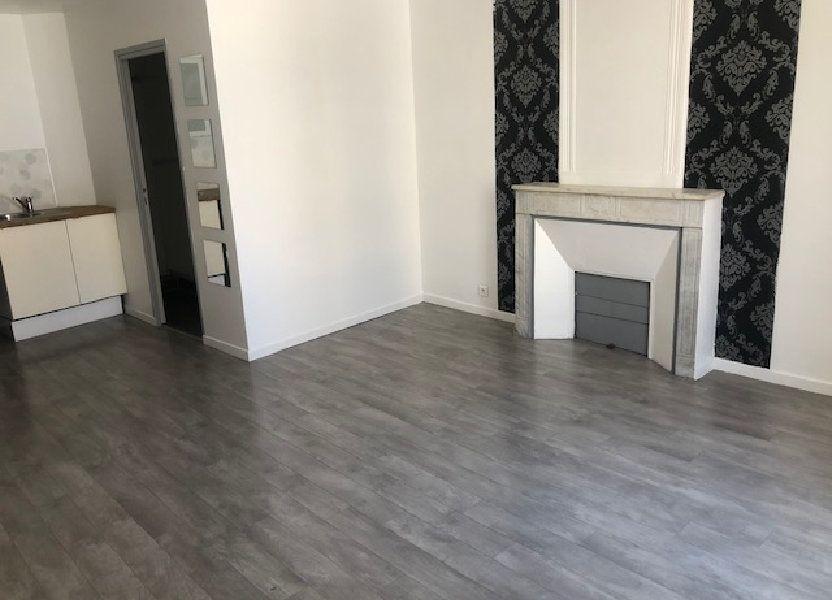 Appartement à louer 37.85m2 à Istres