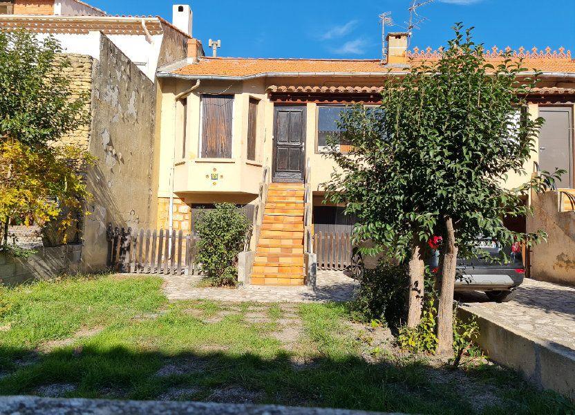 Immeuble à vendre 0m2 à Istres