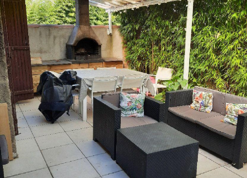 Maison à vendre 96.03m2 à Istres