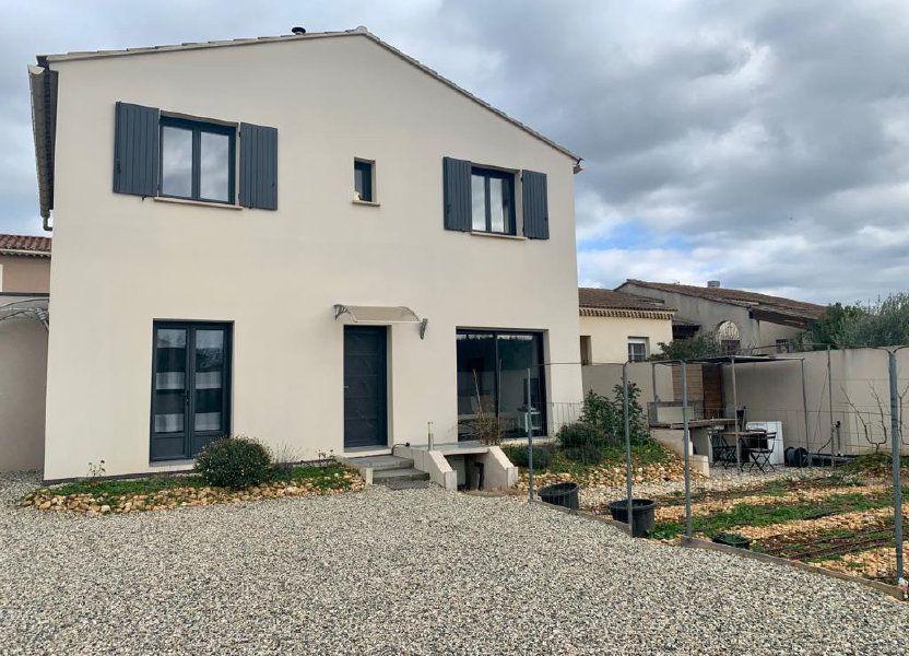Maison à vendre 133m2 à Sorgues