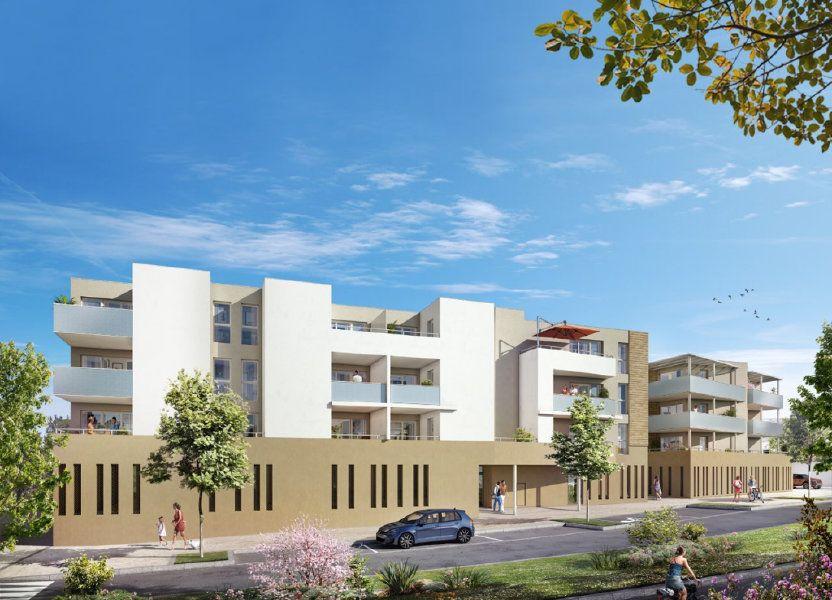 Appartement à vendre 48.3m2 à Miramas