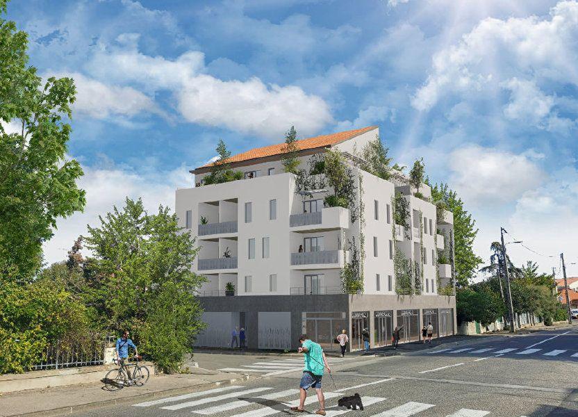 Appartement à vendre 56.17m2 à Miramas