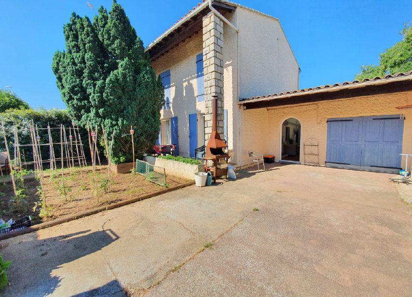 Maison à vendre 113m2 à Saint-Martin-de-Crau