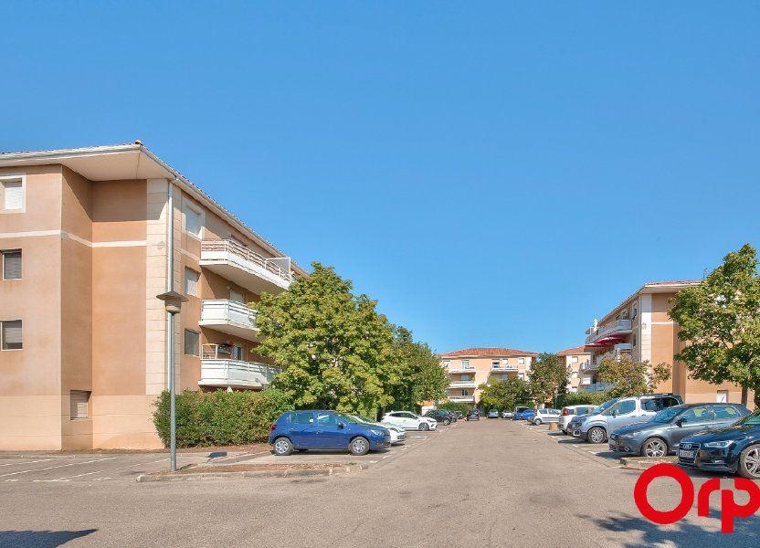 Appartement à vendre 48.2m2 à Miramas