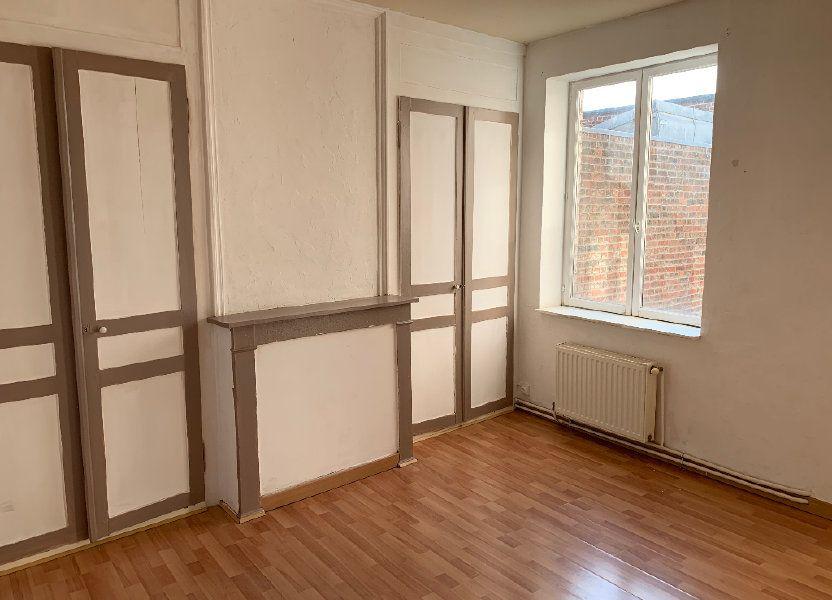 Appartement à louer 44.16m2 à Lille