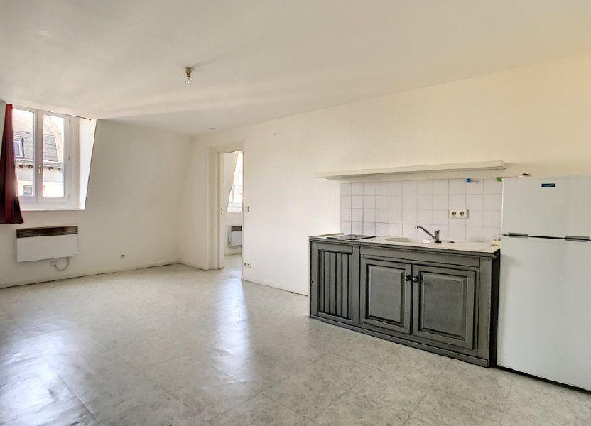 Appartement à louer 35.8m2 à Lille