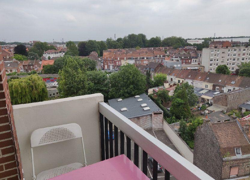 Appartement à vendre 44.41m2 à Lille