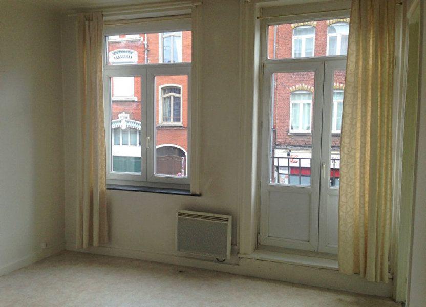 Appartement à louer 20.86m2 à Lille