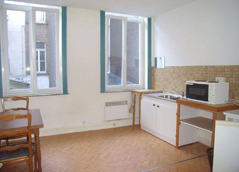 Appartement à louer 35.37m2 à Lille