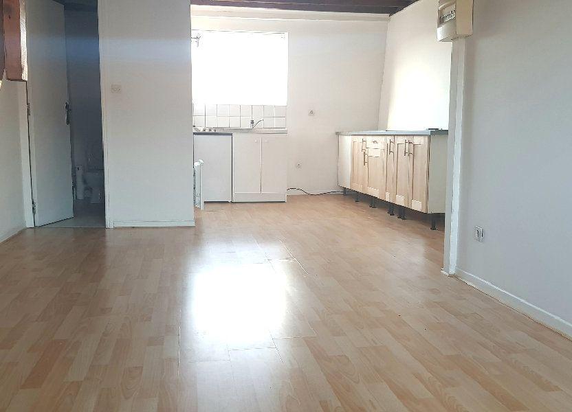 Appartement à louer 40m2 à Tourcoing