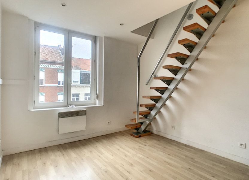 Appartement à louer 20.47m2 à Lille