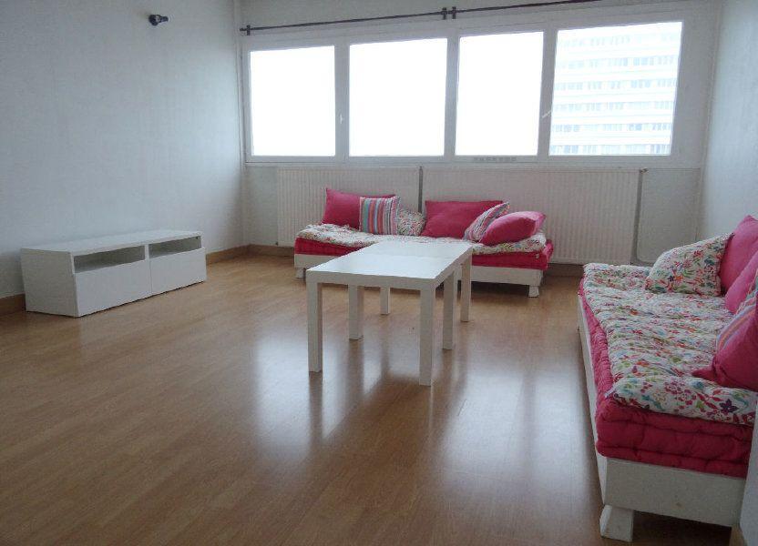 Appartement à louer 89.96m2 à Mons-en-Baroeul