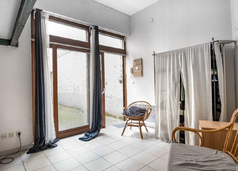Appartement à louer 18.72m2 à Lille