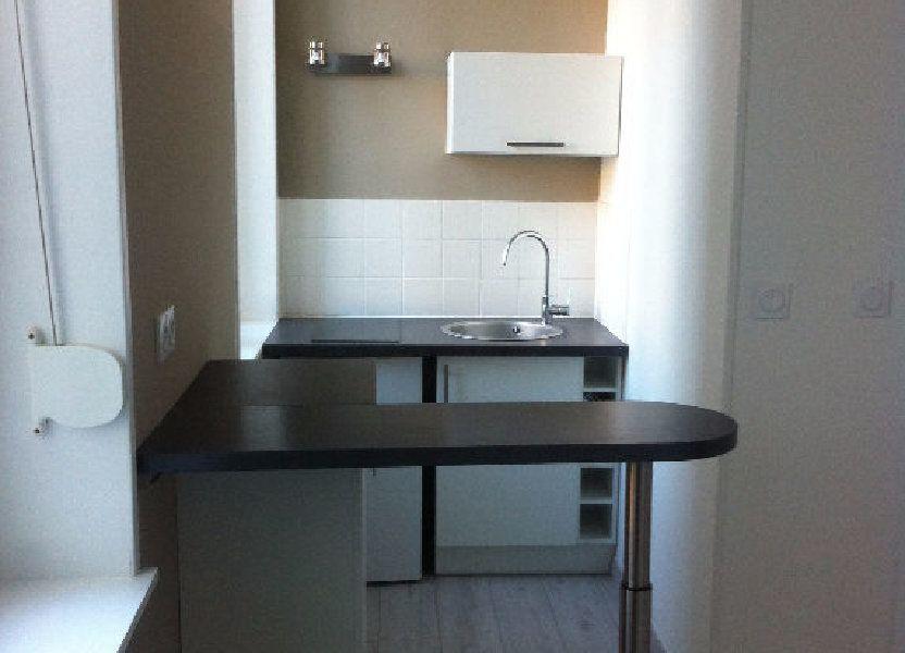 Appartement à louer 19.82m2 à Lille