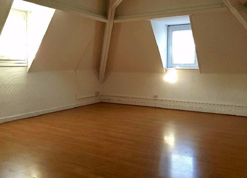 Appartement à louer 27m2 à Tourcoing