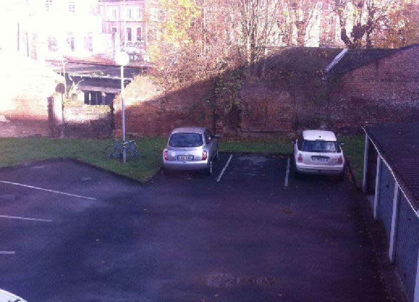 Stationnement à louer 0m2 à Lille