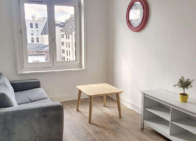 Appartement à louer 24.96m2 à Lille
