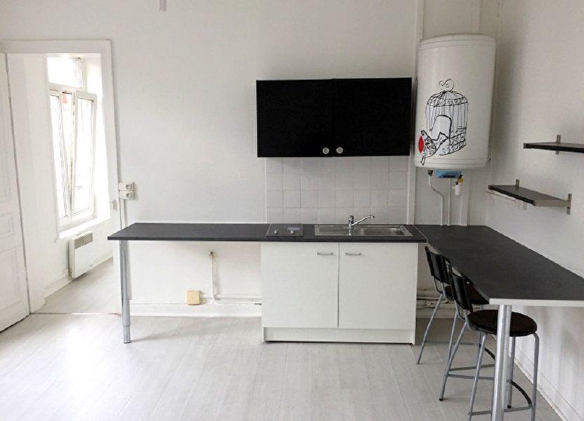 Appartement à louer 34.45m2 à Lille