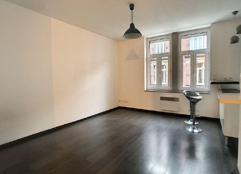 Appartement à louer 44.12m2 à Lille