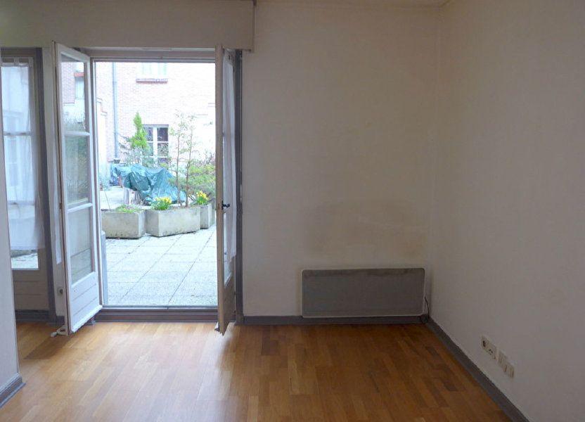 Appartement à vendre 26.09m2 à Lille
