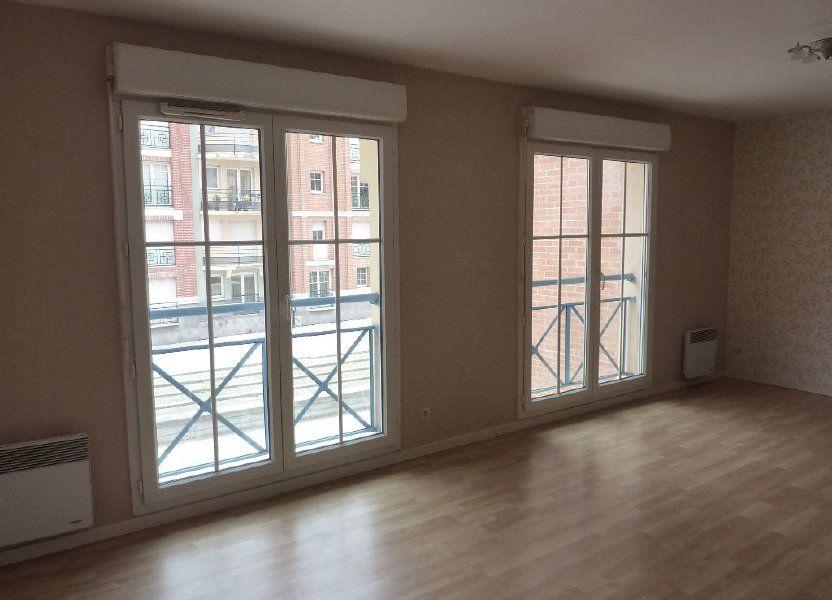Appartement à louer 49.9m2 à Lille