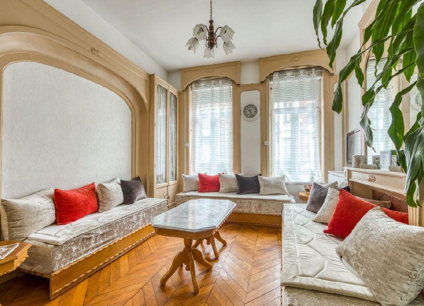 Maison à vendre 200m2 à Lille