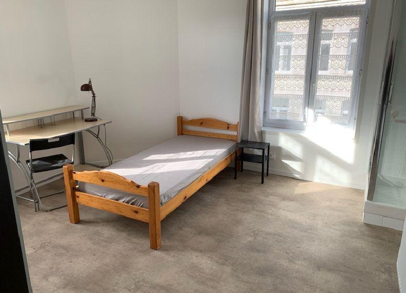 Appartement à louer 15m2 à Lille