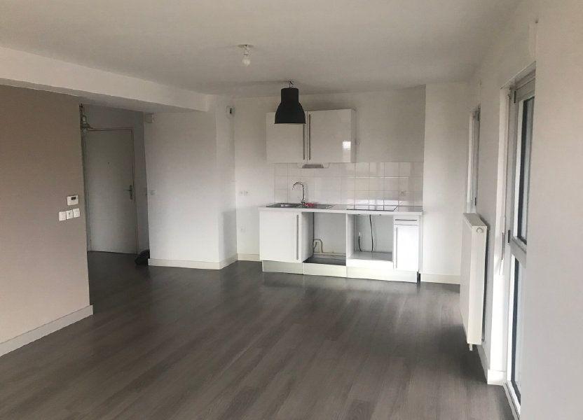 Appartement à louer 69.9m2 à Lille