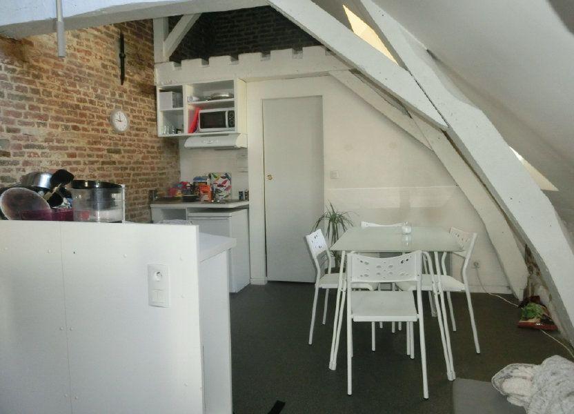 Appartement à louer 20.01m2 à Lille