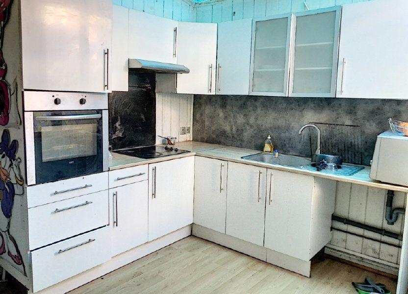 Maison à vendre 70m2 à Lille
