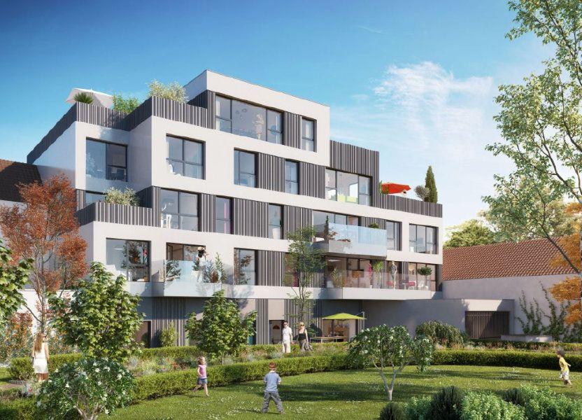 Appartement à vendre 106.7m2 à Lille
