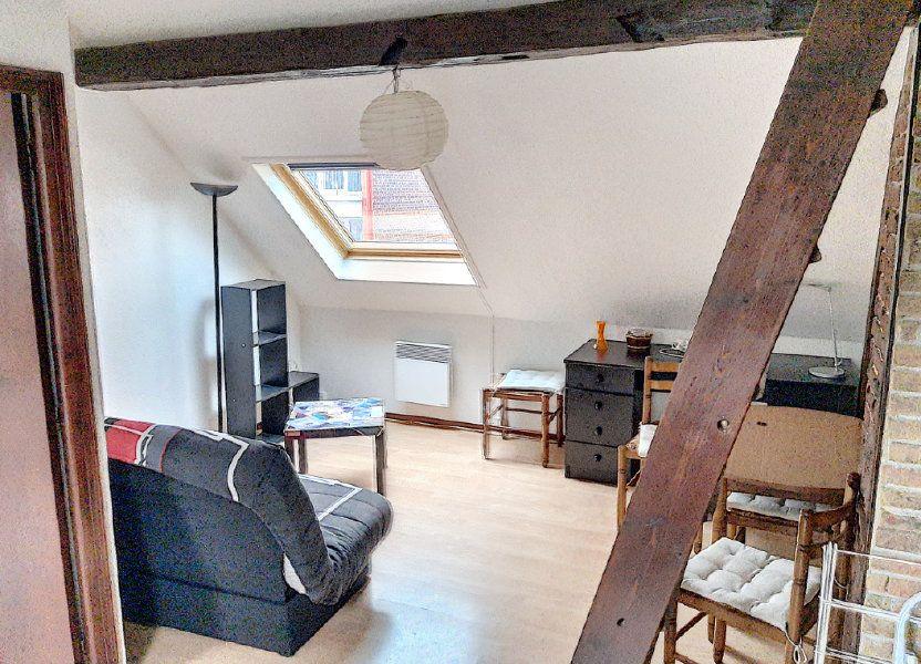 Appartement à vendre 18.52m2 à Lille