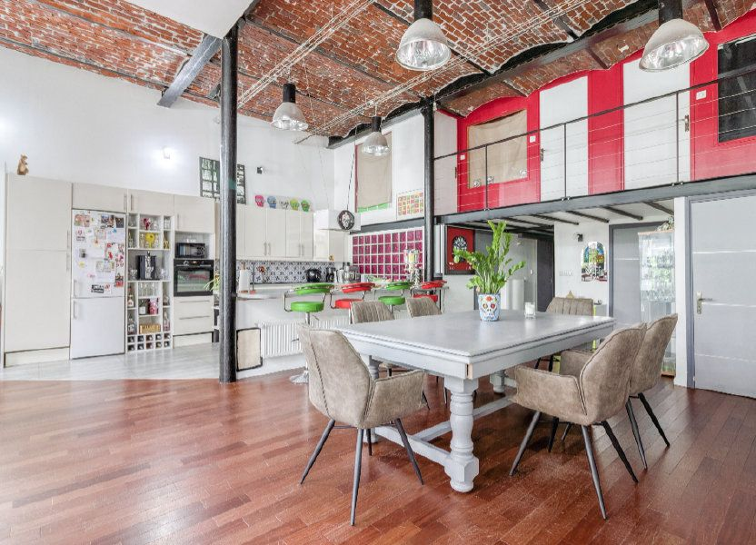 Appartement à vendre 131.5m2 à Tourcoing