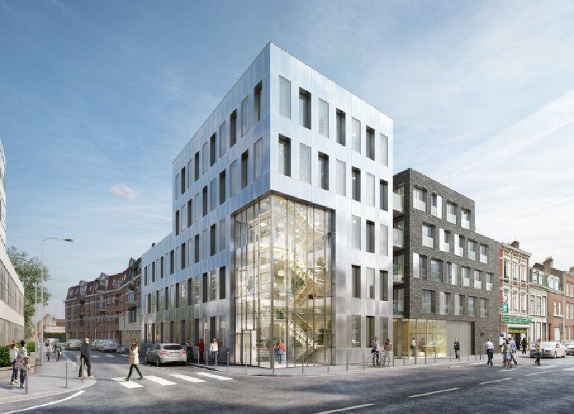 Appartement à vendre 42.21m2 à Lille