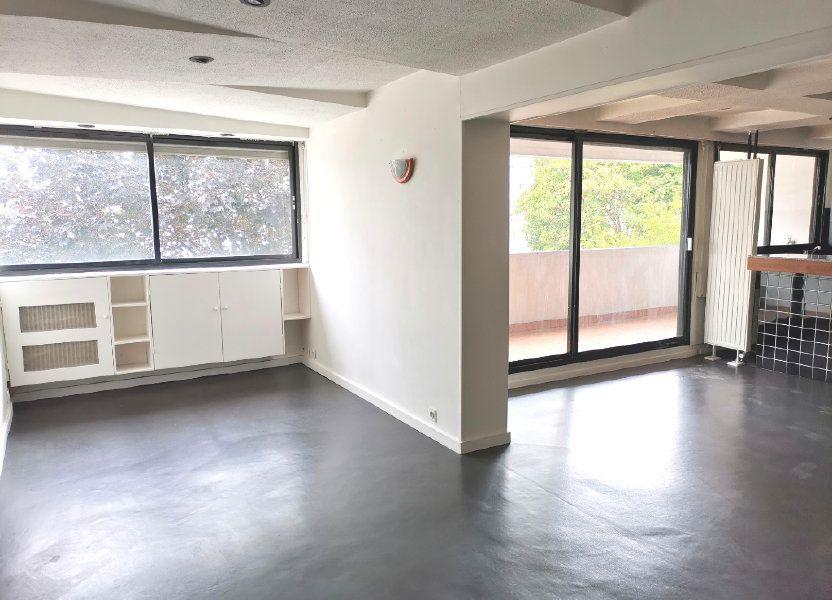Appartement à louer 87.4m2 à Mons-en-Baroeul