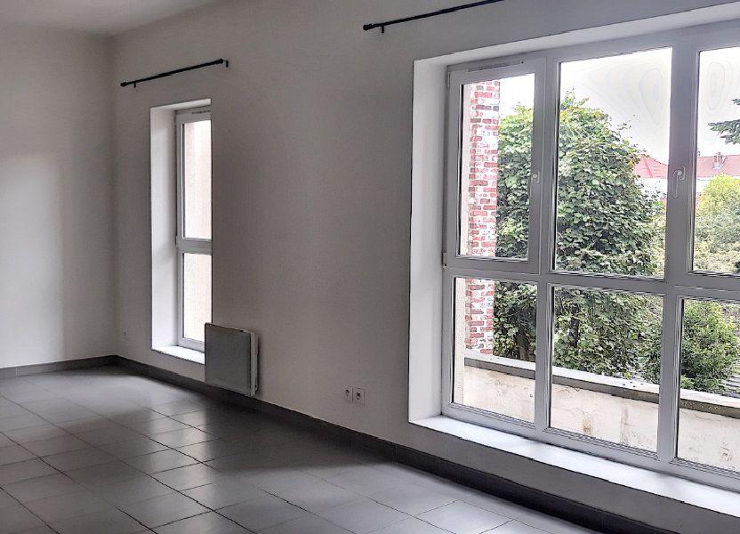 Appartement à vendre 93.7m2 à Tourcoing