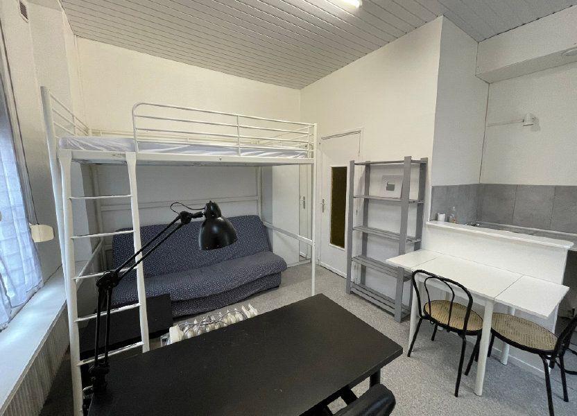 Appartement à louer 16.4m2 à Lille