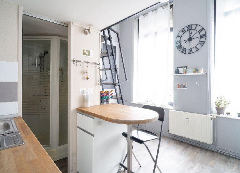 Appartement à vendre 12.2m2 à Lille