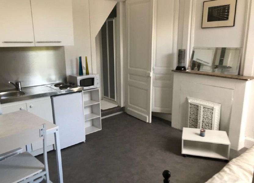 Appartement à louer 14.76m2 à Tourcoing