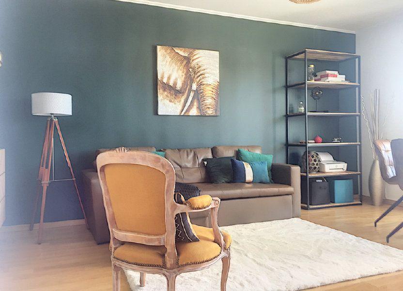 Appartement à vendre 64.93m2 à Lille