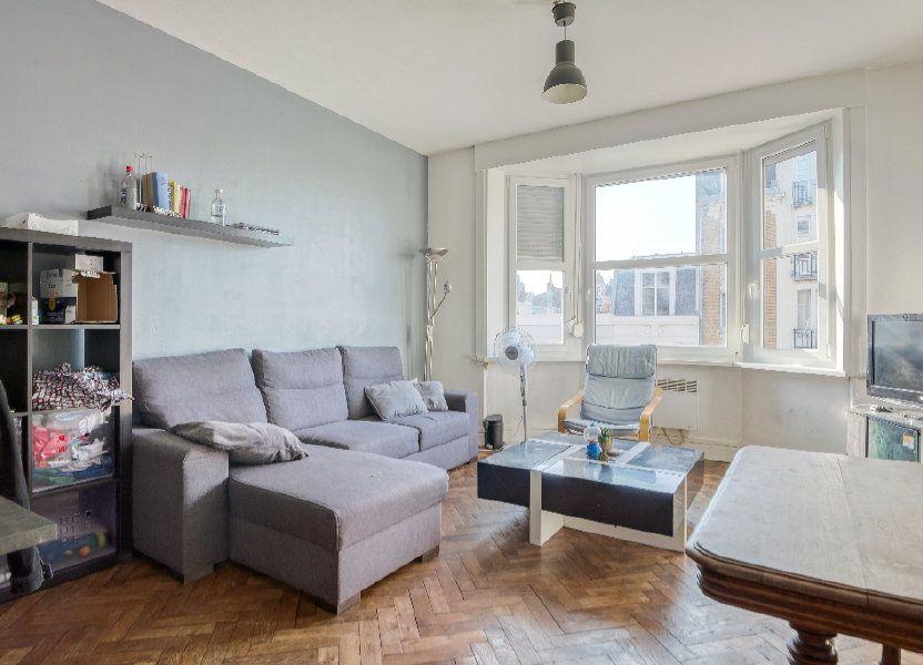 Appartement à vendre 42.76m2 à Lille