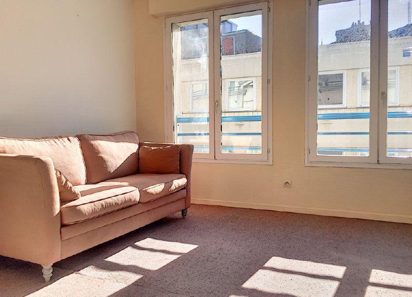 Appartement à vendre 35.8m2 à Lille