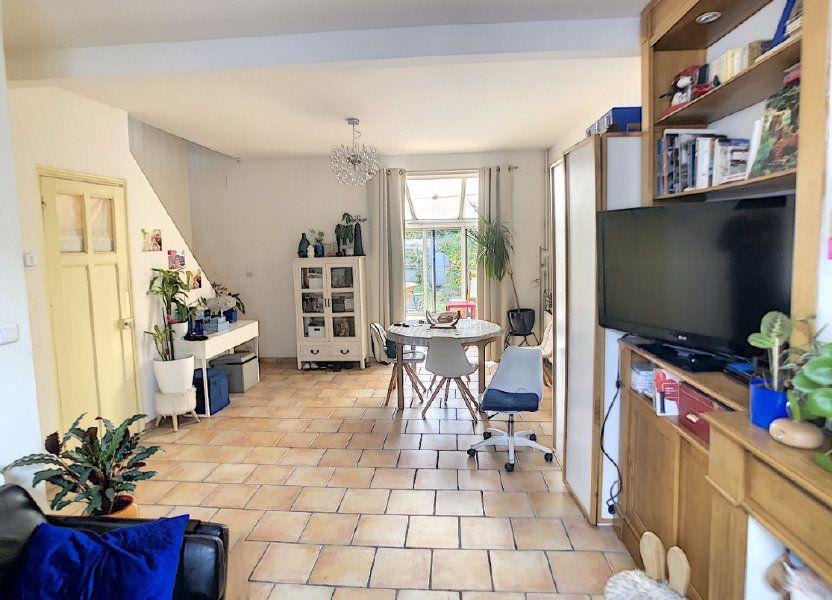 Maison à vendre 95m2 à Lille