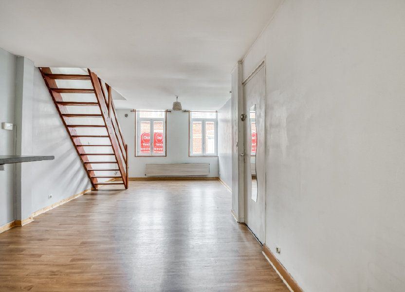 Appartement à vendre 56m2 à Faches-Thumesnil